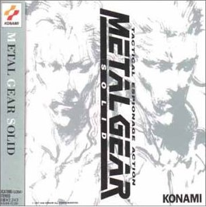 mgs cd Push Play: The Music Behind the Games