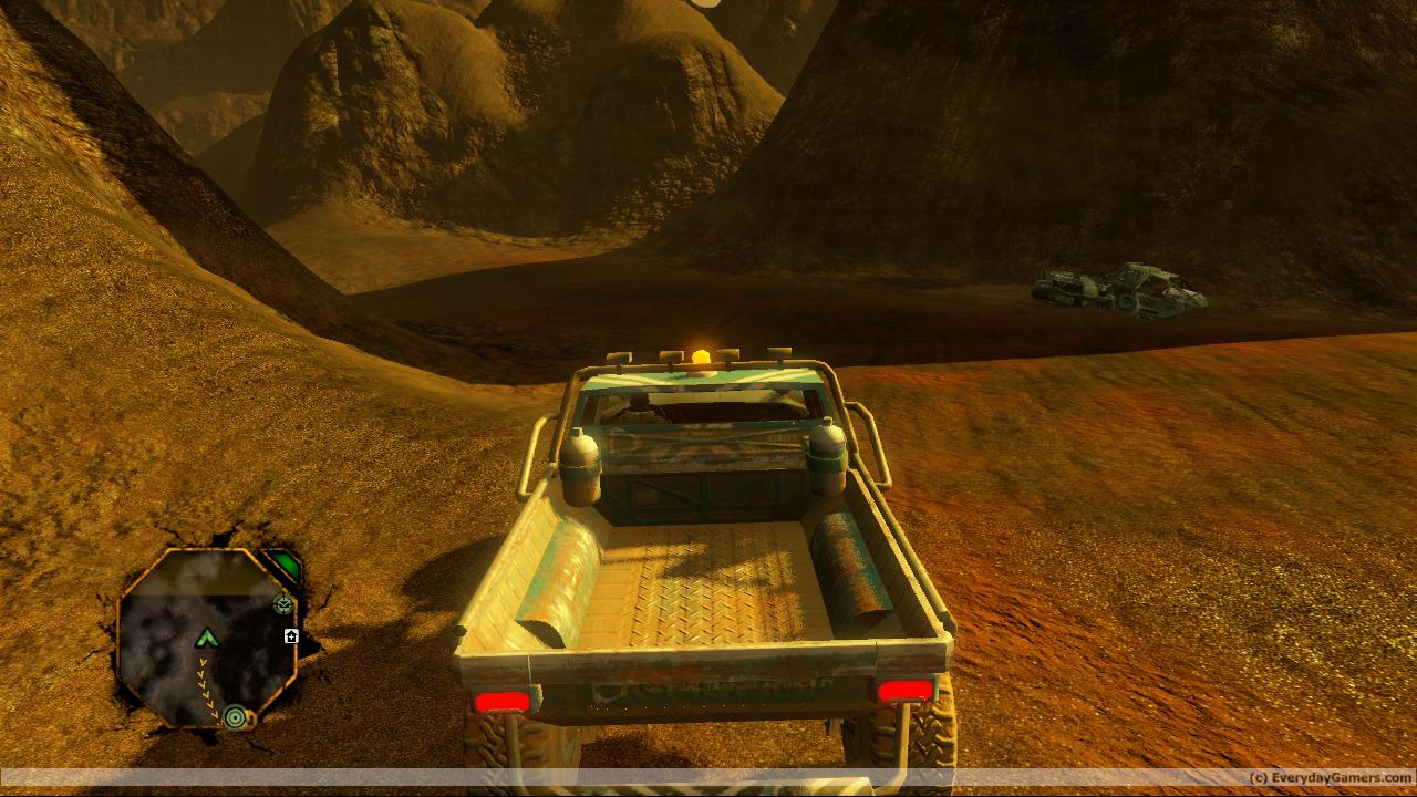 red faction guerrilla how to get a plane