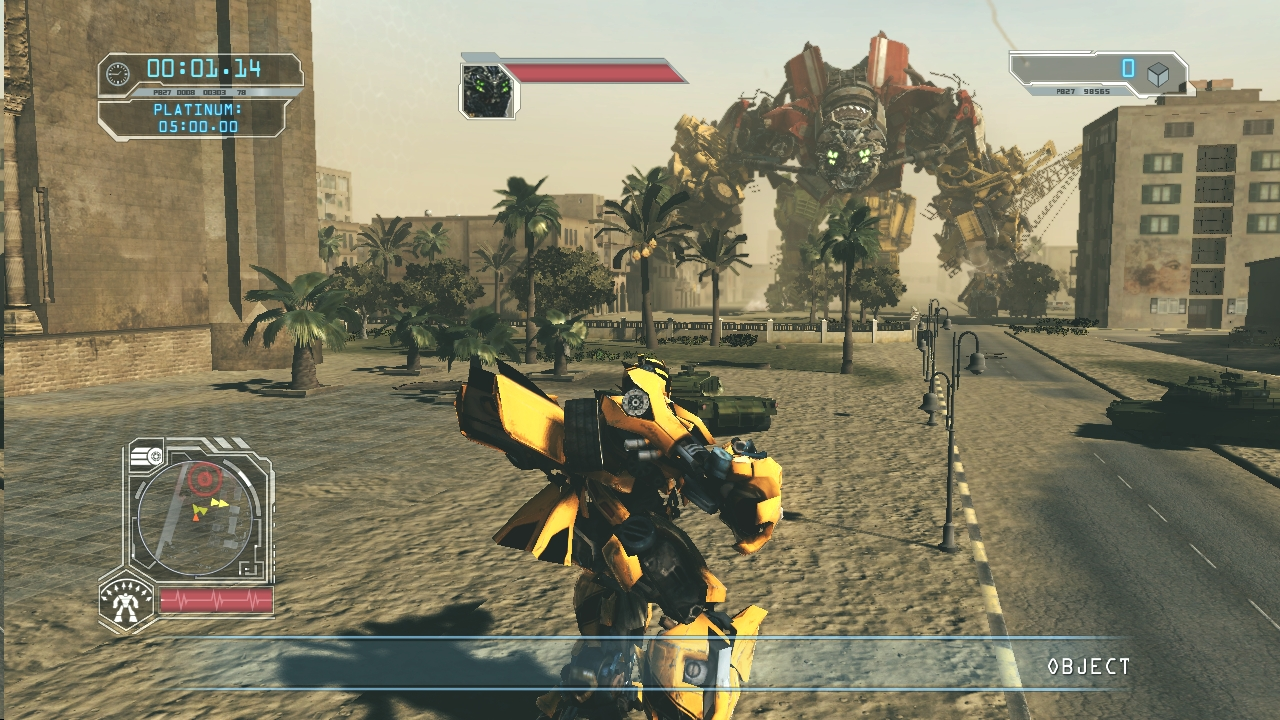 Transformers:revenge of the fallen – download softwares for free.