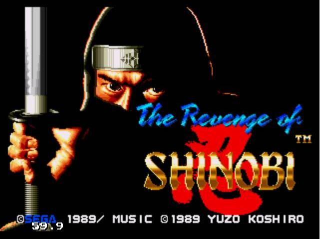 Shinobi Title