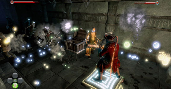 Fable 2 combat