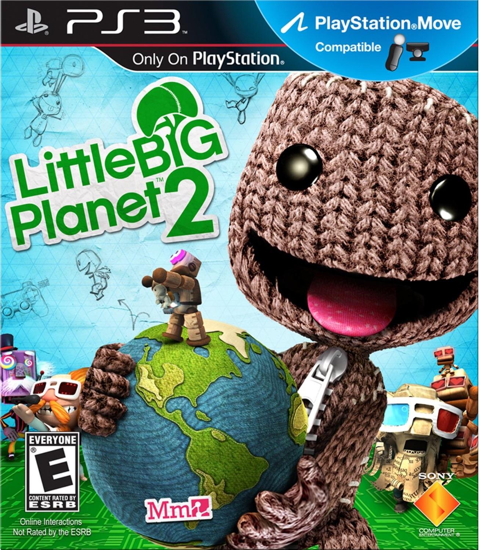 ~Seek's Reviews~ LittleBigPlanet-2-Cover-Art
