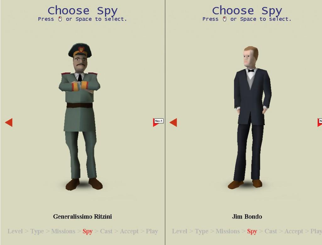 SpyParty 03 1024x781 SpyParty: Impressions