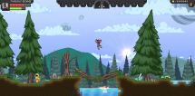 ForestPlanet 1 215x106 Buy Wanderlust, Support Starbound!