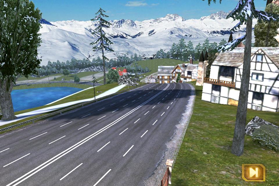 Ah, the Alps