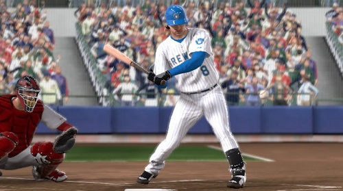 MLB The Show Screen