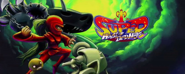 Super House Of Undead Ninjas Review: Super House of Dead Ninjas