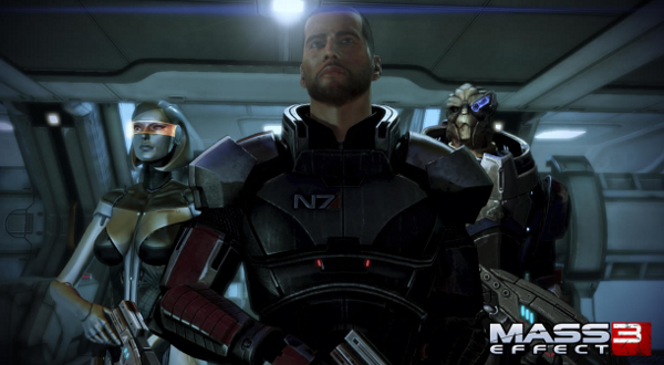 mass effect 3 wii u cutscene Tims Top 5 Games of 2012