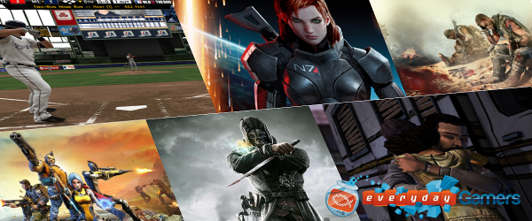 GOTY 2012 Erics Top 5 Games of 2012