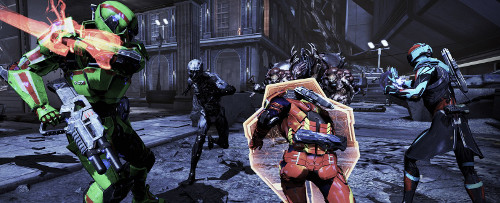 Mass Effect 3 earth DLC 2 Erics Top 5 Games of 2012