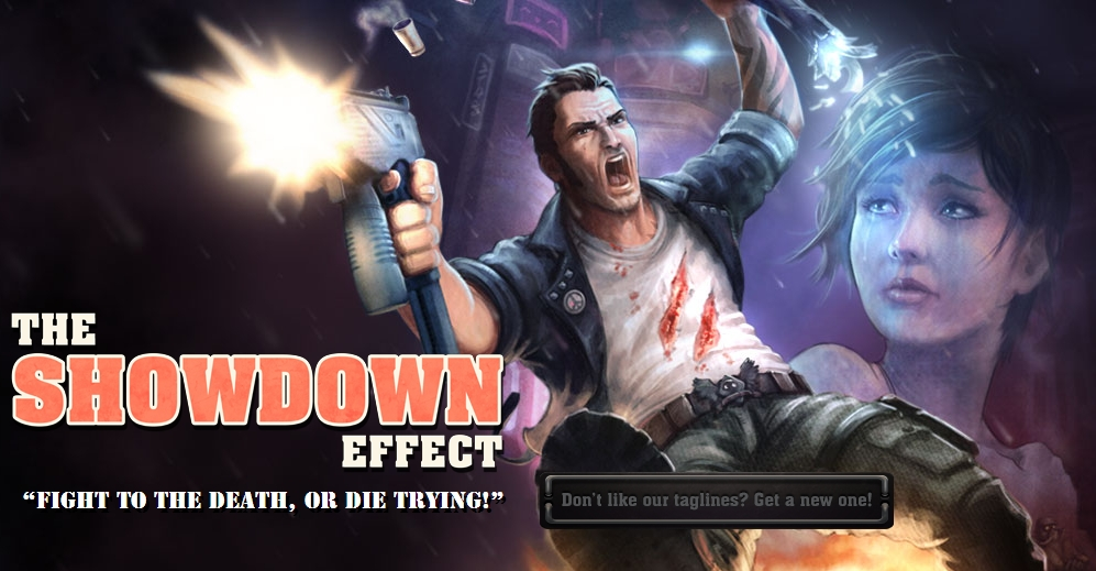 SHOWDOWN TAGLINES Review: The Showdown Effect