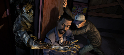 Walking Dead Erics Top 5 Games of 2012