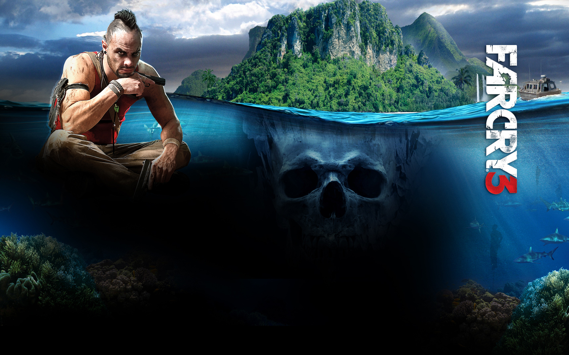 far cry 3 game wide Chris Top 5 Games of 2012