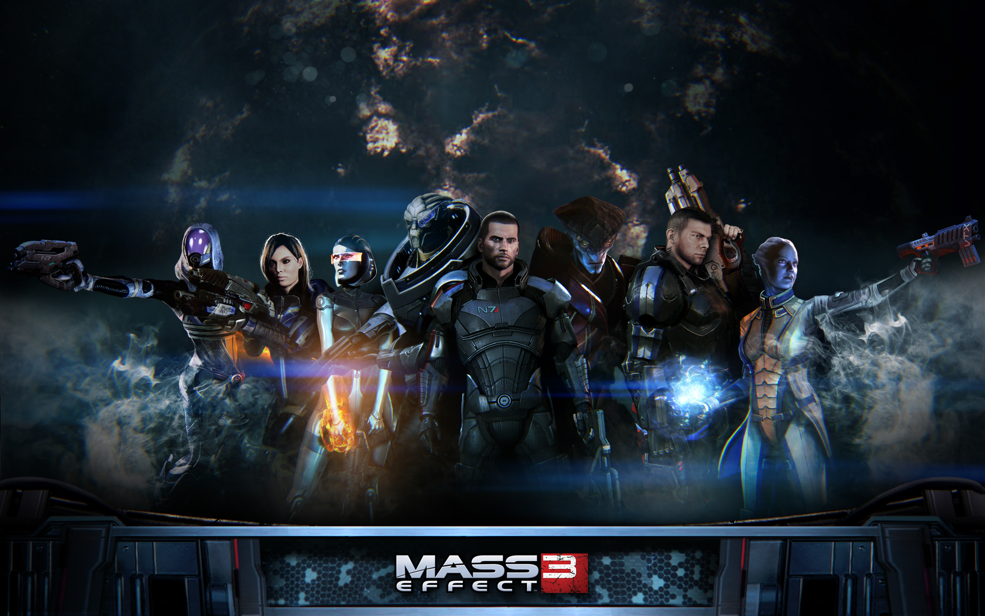 mass effect 3 extended cut wide Chris Top 5 Games of 2012