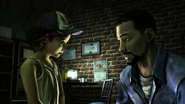 the walking dead 1 Chris Top 5 Games of 2012
