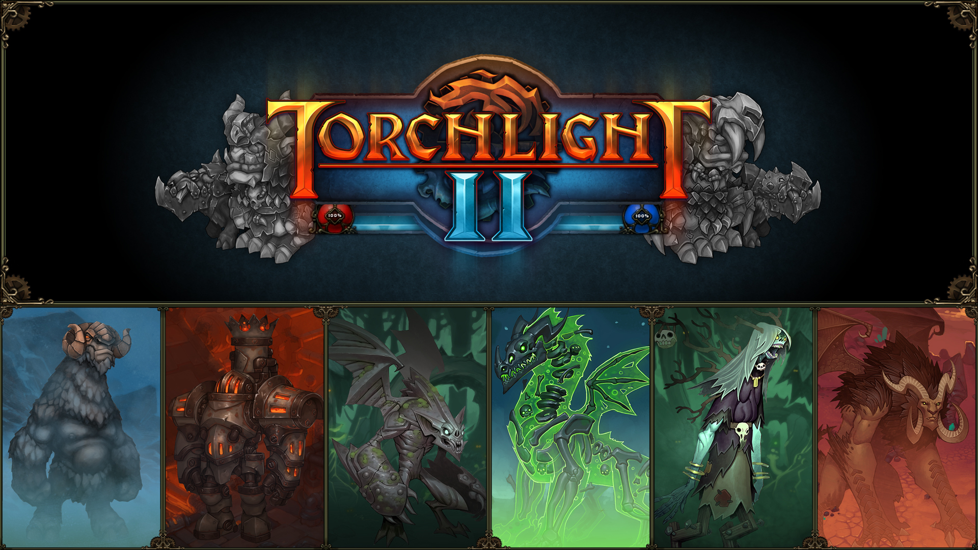 torchlight 2 online wallpaper 1 Chris Top 5 Games of 2012