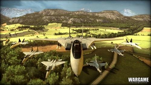 AirLand Battle 500