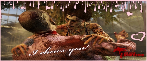 DeadIslandRiptide Valentine 00041 EDG Podcast Ep. #201   Two Zombies And A Microphone