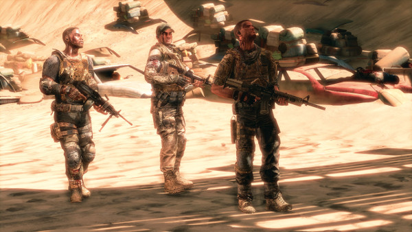 Even though I only rated it a 9, Spec Ops: The Line was my 2013 Game of the Year.