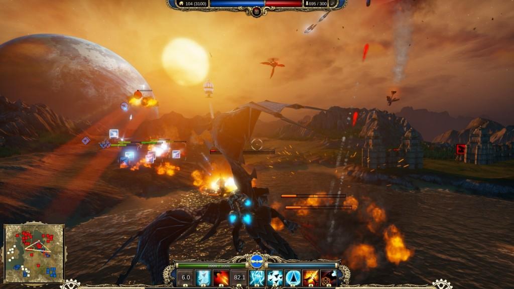 dragon 1024x576 Review: Divinity: Dragon Commander
