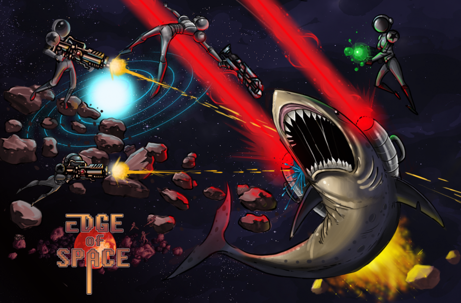 Edge-of-space-sharks