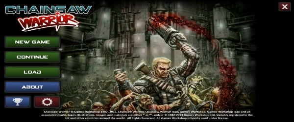 Chainsaw Warrior 01 Resize Review: Chainsaw Warrior