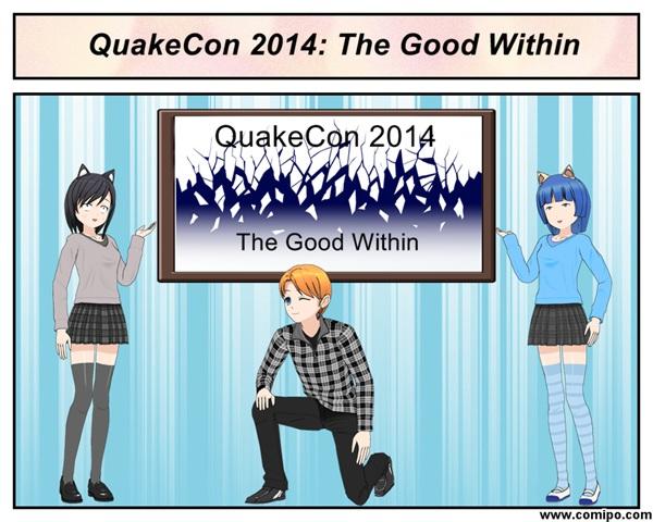 QuakeCon Page 01