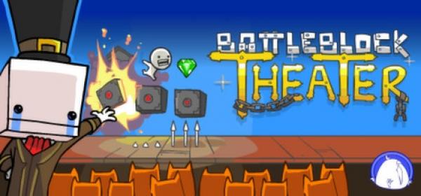 BattleBlock Theater Title