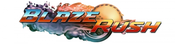 BlazeRush Title