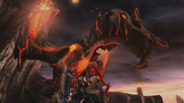MH3U Elder Dragon