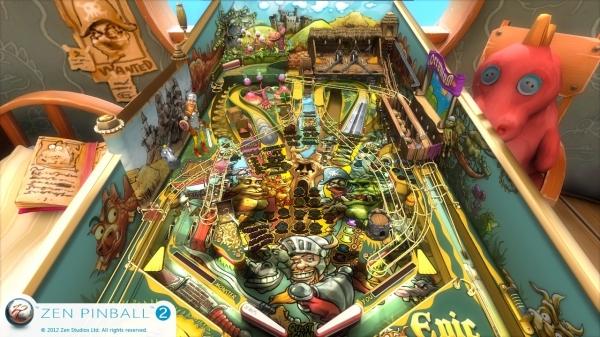 Zen Pinball 2 Eipc Quest