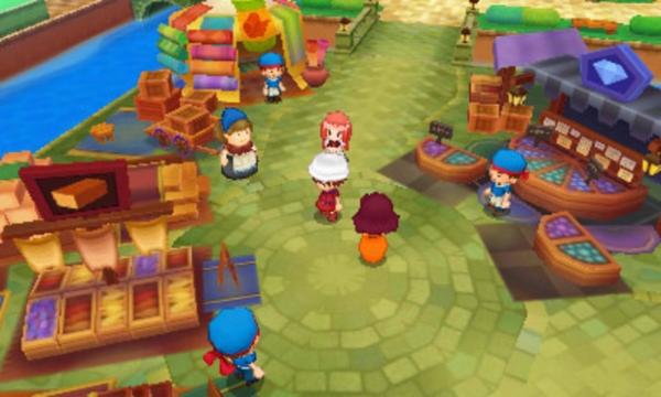 3DS Fantasy Life NPC