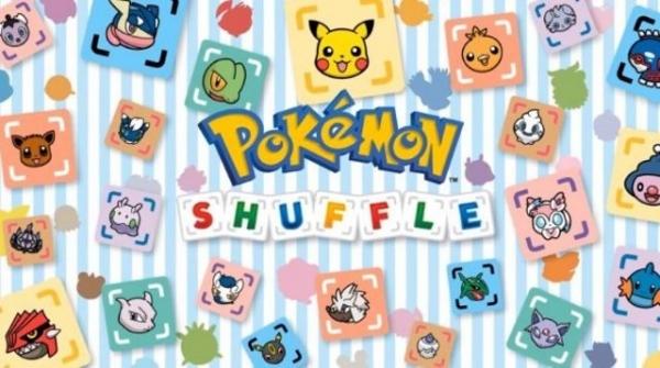 Pokemon Shuffle Title 3DS