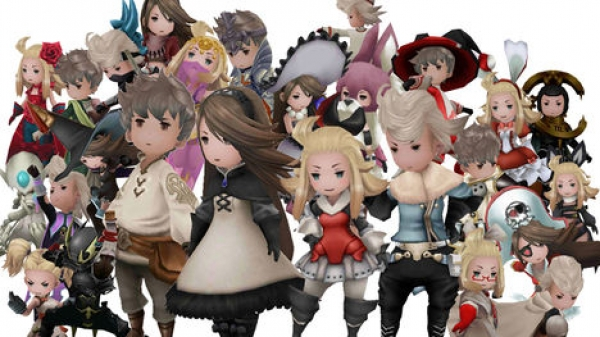Bravely Default Jobs