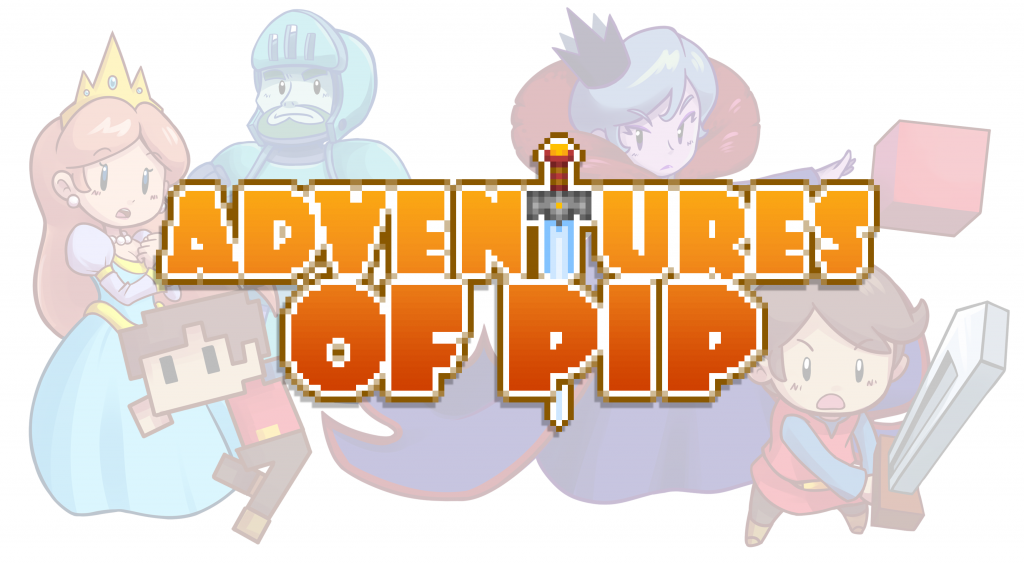 Adventures of Pip Title