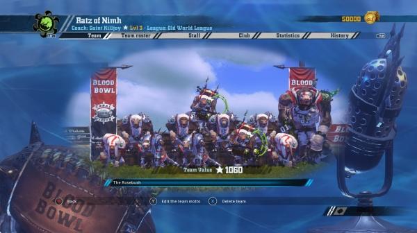 My Skaven Team: The Ratz of Nimh.