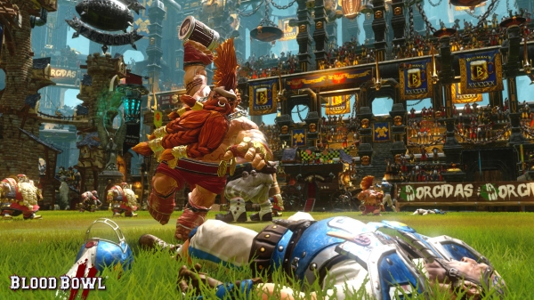 Top Ten Blood Bowl 2 Image