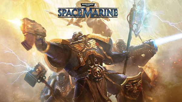 Space Marine Logo