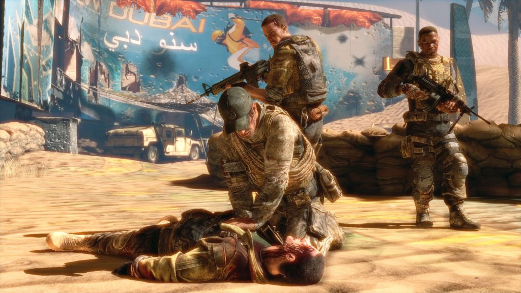 GA Spec Ops 2 Over your head